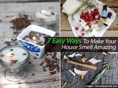 7 Ways To Make Your Home Smell by 7 Ways To Make You House Smell Trusper