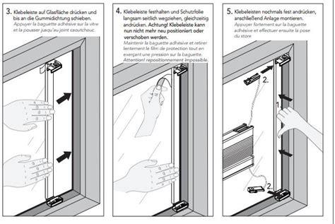 vorhange anbringen ohne bohren plissee ohne bohren befestigen dank mhz klebeset