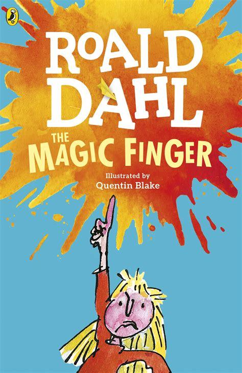 roald dahl picture books the magic finger by dahl roald penguin random house