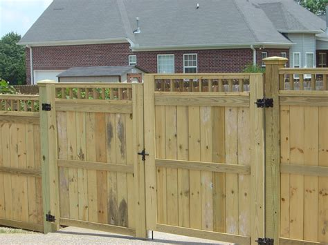 Backyard Gate Ideas How To Build A Fence Gate With Wheels Best Idea Garden
