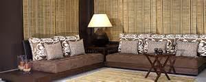salon marocain turquoise marron dootdadoo id 233 es de