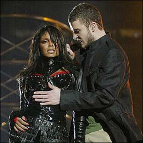 Janet Jackson 2004 Bowl Wardrobe by Justin Timberlake Wishes He Had Supported Janet Jackson Eurweb