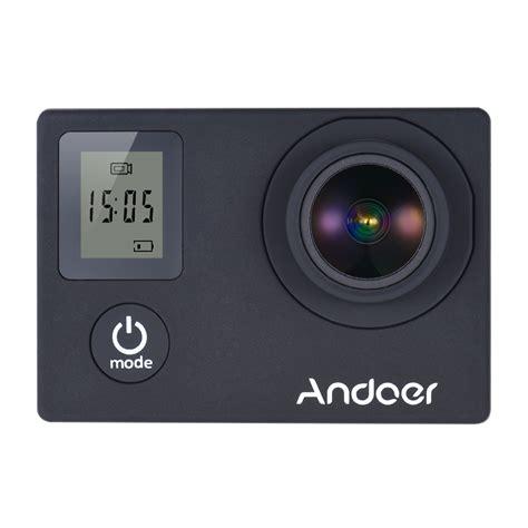 Wifi 4 K 4 K Wifi Kamera andoer 4k wifi hd 16mp 2 0 quot lcd dual screen go waterproof pro sport