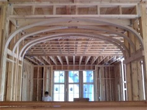 Archways And Ceilings Made Easy by The Curve Appeal Building An Archway Building A Barrel