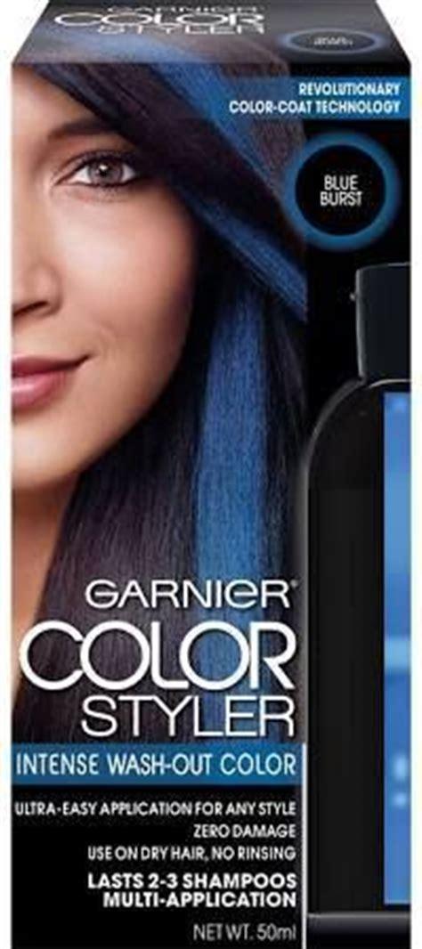 temporary blue hair color temporary blue hair dye blue hair dyes and blue hair on