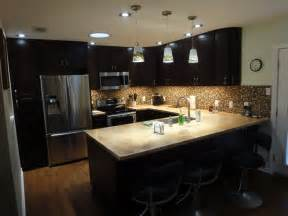 Espresso Kitchen Cabinets Kitchen Cabinets Design What You Should Kitchen Designing Idea Homedesignpro