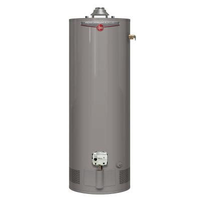 rheem performance plus 50 gal 9 year 40 000 btu high