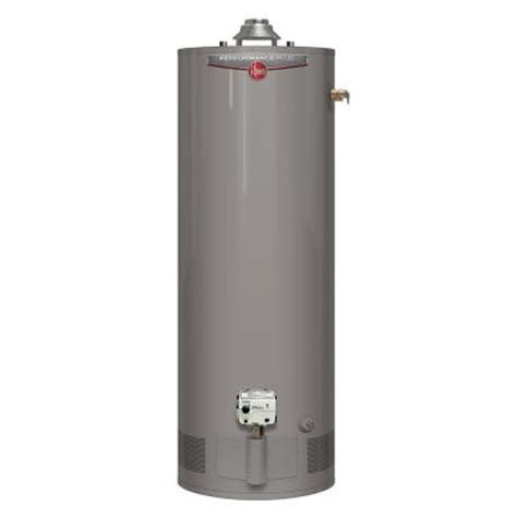 rheem performance plus 40 gal 9 year 40 000 btu high