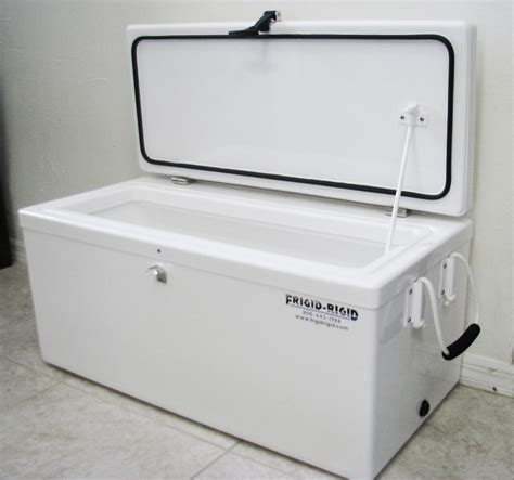 best boat cooler coolers custom refrigerated marine fish box outdoor