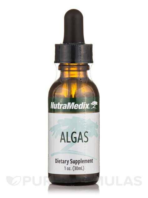 Is There A Metal Detox Product For Chromium by Algas Metal Detox 1 Fl Oz 30 Ml