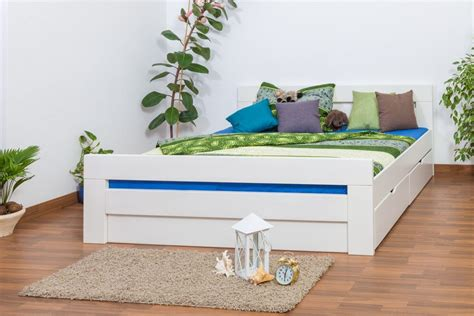Bed Cover No 1 180 X 200 bed storage bed quot easy furniture 174 quot k6 incl 2 drawers and 1 cover plate solid beech