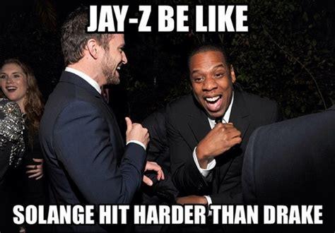 Solange Memes - beyonce jay z meme