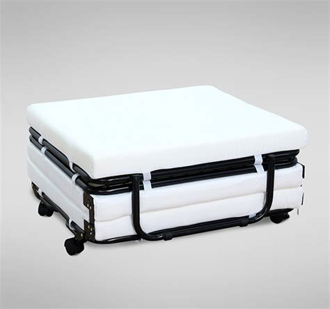 Folding Convertible Sofa Bed Ottoman Couch Mattress Lounge