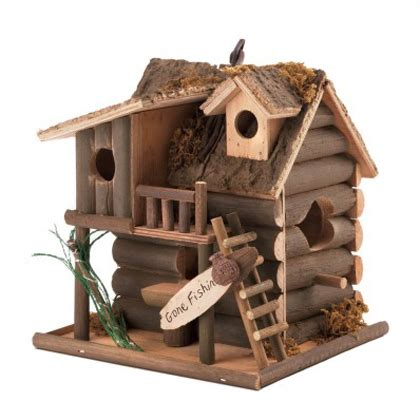 discount rustic cabin decor log cabin home decor cabin wholesale rustic garden decor log cabin birdhouse quot gone
