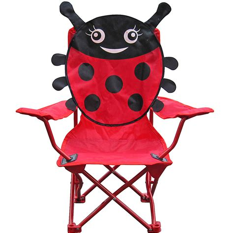 Small Camp Chair Far East Brokers Recalls Ladybug Themed Kids Outdoor