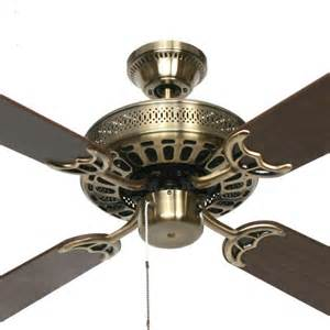 Majestic Ceiling Fan Pacific Majestic Coolah Ceiling Fan 52 Quot In Antique