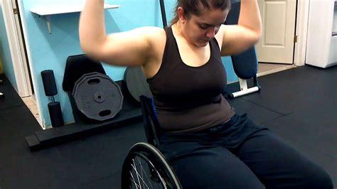 t5 incomplete paraplegic strength