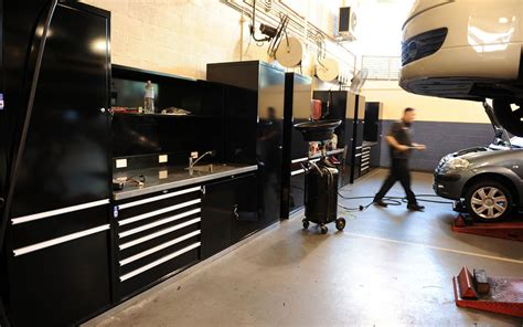 Cnc Cabinets Automotive Workstations By Bac Systems