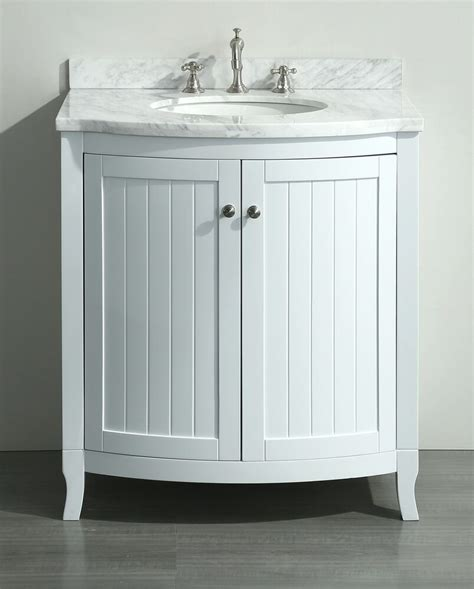eviva  odessa zinx single traditional bathroom vanity white evvn wh ebay
