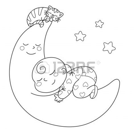 coloring page baby sleeping free coloring pages of tweety baby sleep