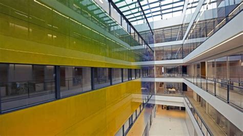 Yale Second Mba by Yale School Of Management By Foster Partners