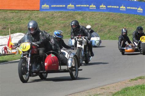 Motorrad In England Anmelden by St Wendel 2010 Gilera Saturno Gespann Aus England
