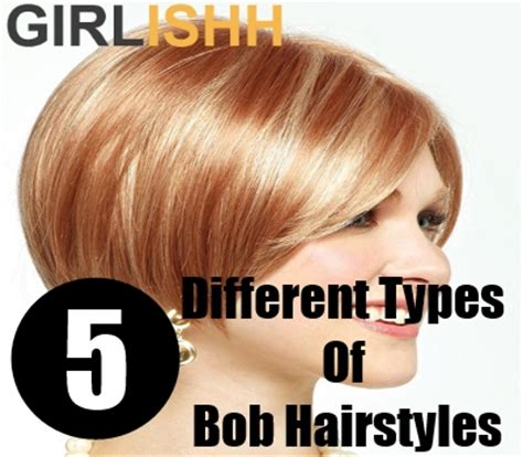 what is the difference in bob haircuts different types of bob hairstyles how to choose right