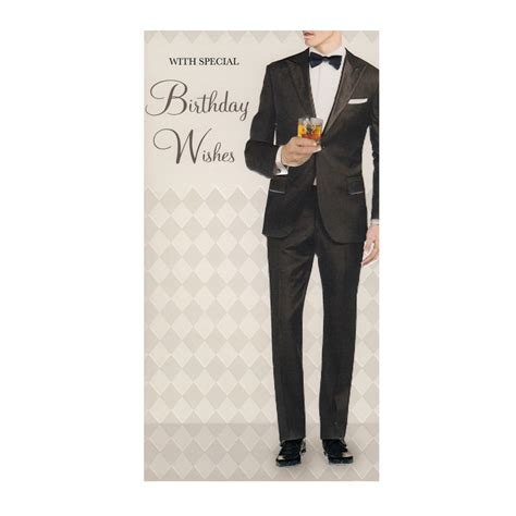 Gift Cards For Guys - stylish mens birthday card bc05 stylish gifts
