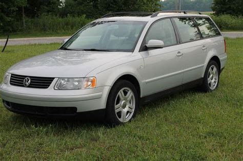 Buy Used Volkswagen by Buy Used Volkswagen Passat Wagon In Fort Wayne Indiana