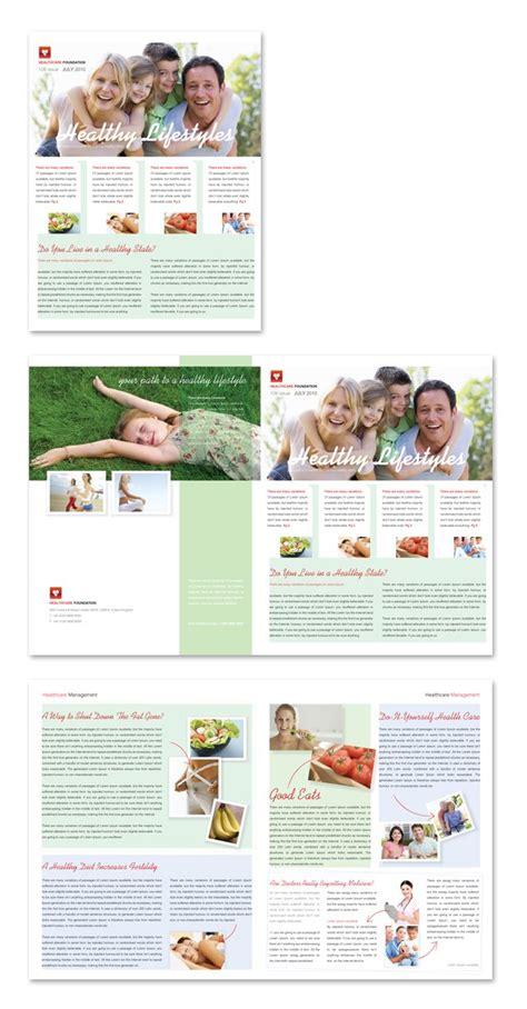 healthcare newsletter templates healthcare management newsletter template dlayouts