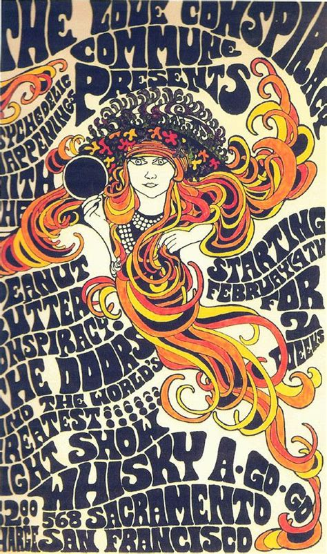 design love fest san francisco the love conspiracy the doors classic rock psychedelic