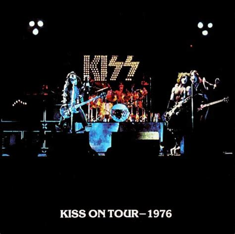 a tour of books kissmonster tourbooks 1975 quot on tour quot