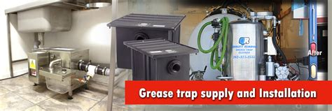 Grease Gorilla Kitchen Exhaust Cleaning Sanco Environmental Solutions Grease Trap Cleaning In