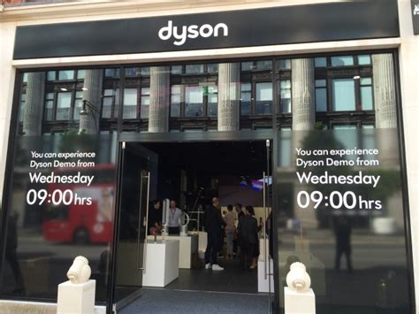 design engineer oxford dyson quot brings engineering to life quot with new london store