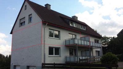 wohnung mieten halver gepflegtes wohnen mit gro 223 z 252 gigem balkon wohnung halver