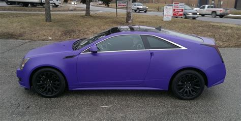 purple cadillac cts purple cadillac cts coupe