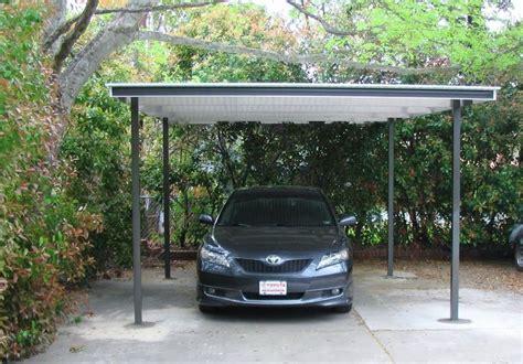 Carport Setback carport single carport