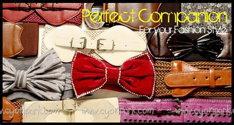 Ikat Pinggang Wanita 31 fashion belt koleksi terbaru all sold out butik