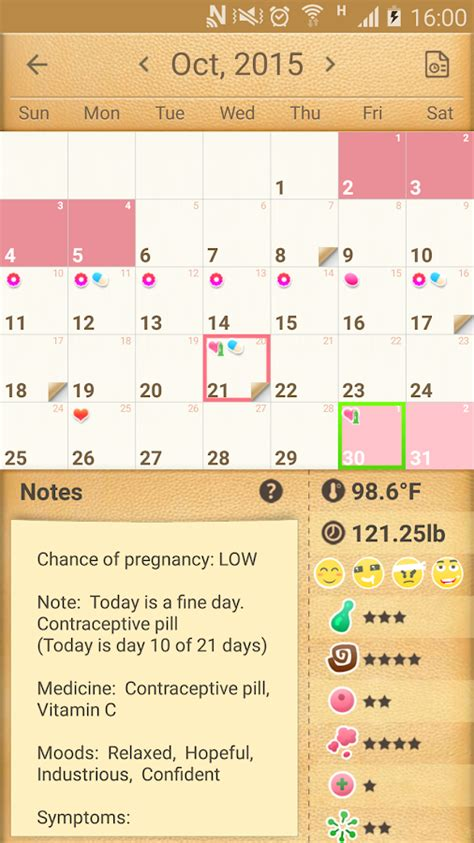 7 Tips On A Menstruation Calendar by Period Calendar Tracker Android Apps On Play
