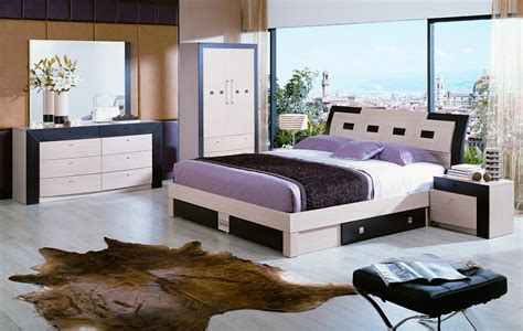 purple bedroom with black furniture 11 best bedroom furniture 2012 home interior and