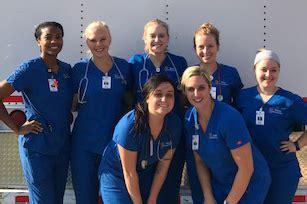 nursing school tulsa nursing students help community through samaritan