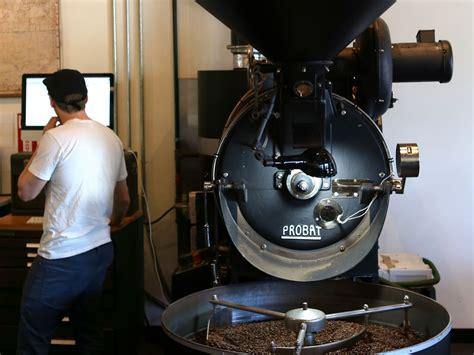 Probat Coffee Roaster the ol pre 58 probat fresh cup magazine
