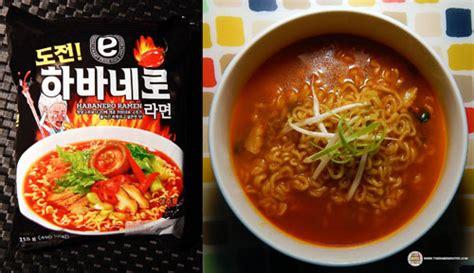 hottest korean noodles top ten spiciest 2015 the ramen rater