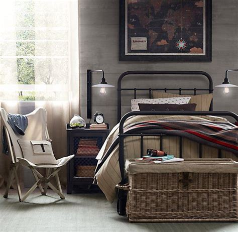 millbrook bed millbrook iron bed boys room pinterest