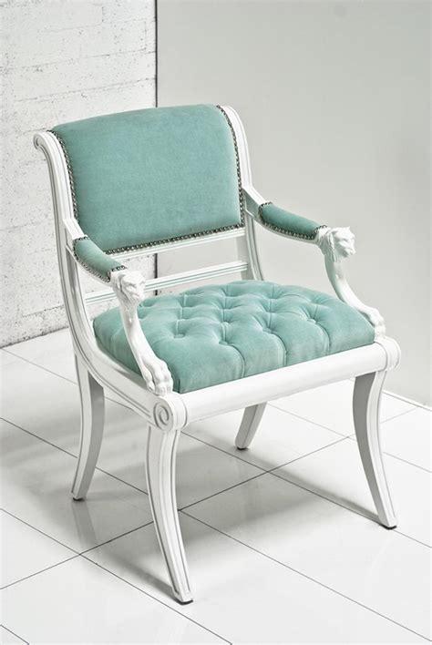 Aqua Furniture by Www Roomservicestore Edward Chair In Aqua Velvet