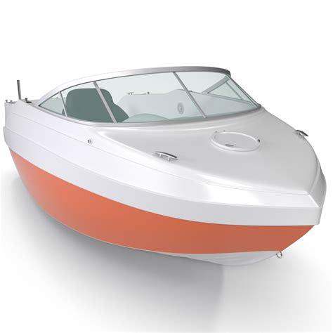 mini boat cabin mini cabin boat 3d max