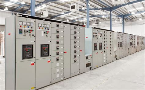 mcc room lt switchgear and parts