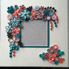 tutorial rama quilling decorated frame with quilling quilling frames