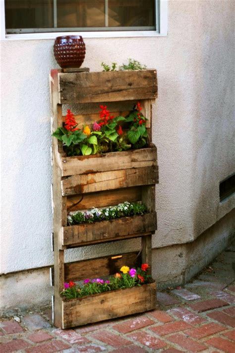 Pallet Gardening Ideas Pallet Idea Pallet Garden Ideas