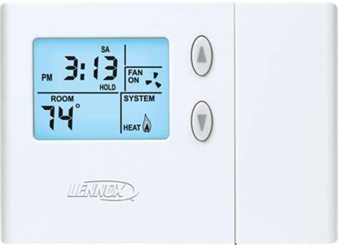 comfort stat manual lennox comfort controls climate works ottawa hvac